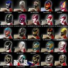 Luchador mask Blue Demon Dr Wagner Ultimo Dragon Vagabundo Volador Santo Dos Car