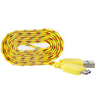 New Braided Original OEM Samsung Galaxy Note3 S5 USB 3.0 Data Sync Cable Charger