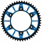 Apico Xtreme Alloy Steel Rear Sprocket KTM SX EXC 125 - 620 90 - 16 Blue