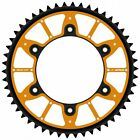 Apico Xtreme Alloy Steel Rear Sprocket Husa Husqvarna TE TC FE FC 00-16 Orange