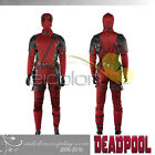 EE0400AA DeadPool Cosplay Costume ( leg cover coming soon)