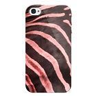 Zebra Print Case For iPhone 4 Animal Print Phone Covers