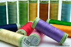 Mettler Cotton Thread Silk Finish 60wt Tex 23 2 ply 200m spools Page 1