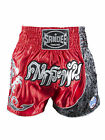 """Sandee Unbreakable Thai Shorts - Red & Black - All Ages 26-36"""""""