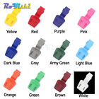 Colorful Zipper Pull Cord End Cord Lock for Paracord Clothing Bags Accessories