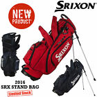 SRIXON GOLF STAND BAG 2016 SRX STAND BAG MENS GOLF CARRY BAG BLACK OR RED NEW