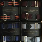 Brand NEW SEASON ALBERT THURSTON Adjustable Elastic ARMBANDS for shirt sleeves