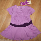 Beetlejuice girl  dress 4-5-6 y  BNWT designer lilac pink