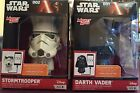 Star Wars MIGHTY MINIS Micro Boost USB Charger Pick Stormtrooper or Vader NIB $11.98 USD