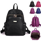 Women's Water Resistant Nylon Backpack Rucksack Purse Daypack Cute bag Travel
