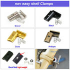 NEW!! nov easy shell Clamps / light weight clamps for brompton