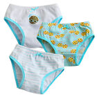 "Vaenait Baby Kids  Brief Short Underwear Girls Pantie Set ""Hello cookies"" 2T-7T"