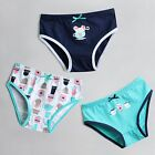 "NWT Vaenait Baby Kids Brief Short Underwear Girls Pantie Set ""Tea Time"" 2T-7T"