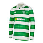 New Balance Celtic FC 2016/17 Mens Long Sleeve Home Football Shirt