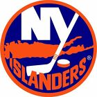 New York Islanders - Vinyl Sticker Decal - Hockey NHL Full Color CAD Cut Car $9.04 USD on eBay