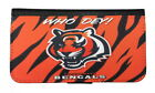 CINCINNATI BENGALS SAMSUNG GALAXY & iPHONE CELL PHONE CASE LEATHER COVER WALLET $21.99 USD on eBay