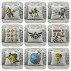 The Legend of Zelda Anime Game Cotton Linen Throw Pillow Case Cushion Cover