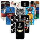 For Samsung Galaxy S5 Active G870 G870A Hard Case Cover Superman Lion Cat Star