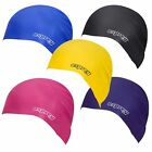 OSPREY Latex Swim Hat Cap - Red, Black, Blue, Purple, Yellow - BULK PACK OF 10