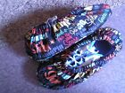 BOWLING SHOE COVERS-BOWLING THEME-MED, LG OR XL