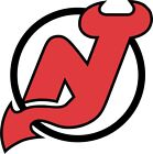 New Jersey Devils - Vinyl Sticker Decal - Hockey NHL Full Color CAD Cut Car $9.03 USD on eBay