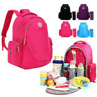 Water Resistant Baby Diaper Bag Backpack Changing Bag Travel Bag Light Weight