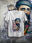 T-SHIRT MAGLIETTA NUOVO  HIPSTER OLD SCHOOL TATTOO ROCKABILLY SAILOR OCTOPUS