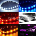 12''/15 12V Motorcycle Car Truck Bike SMD LED Strip Underbody Light Waterproof