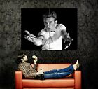 James Dean Rebel Without a Cause BW Movie Wall Print POSTER