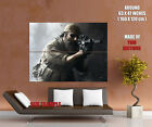 Medal Of Honor Video Game Bearded Warrior Wall Print POSTER