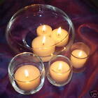 """1.875"""" Floating Votive Cosmic Candles 12 Pack   Colors 19-35   12 Hr   UNSCENTED"""
