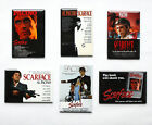 SCARFACE - MOVIE POSTER MAGNETS (print shirt pacino art toy soundtrack photo)