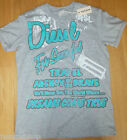 Diesel boy t-shirt top size L 10-11-12 y BNWT grey