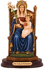 MARY OUR LADY OF WALSINGHAM 200mm RESIN STATUE CRUCIFIXES CANDLES PICTURES ETC