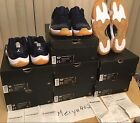 Air Jordan 11 Retro Low XI Navy Gum 528895-405 DS Sz 10/10.5/11 Cherry Space Jam