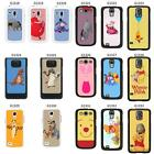 Winnie The Pooh cover case for Samsung Galaxy No. 31