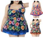 Beautiful plus size swimming costume 16-26 swimsuit tankini swimdress swimwear