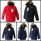 Geographical Norway Winterjacke Bailey's mit Fellkapuze, Gr. S-3XL 3 Farbe