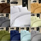 Offer - 1000TC 100% Egyptian Cotton UK Hotel Bedding Collection in Solid Colors
