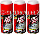 Carpet and Upholstery Car Seat Cleaner Fabric Stain Remover Rug Auto 300ml