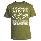 Carp Fishing Adults T-shirt (Funny Fishing T-shirt)