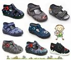 BABY BOYS CANVAS SHOES / TODDLER SANDALS SLIPPERS TRAINERS ALL UK KIDS SIZES