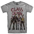 CLASS OF 1984 T-shirt Drugstore Alice Cooper We are the Future Michael J. Fox