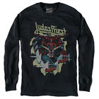 JUDAS PRIEST T-shirt Defenders of the faith tour 1984 vintage.lp cd