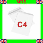 A4 C4 Envelopes White Self Seal 90gsm FREE P&P *NEXT DAY DELIVERY*