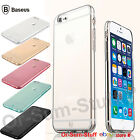 iPhone 6/6s Genuine BASEUS SOFT TPU Bumper Hybrid Case Cover