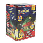 Glow Bright Motion Laser Light Show DELUXE WITH REMOTE, Tripod, and Stake