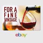 eBay Digital Gift Card - Wine Designs - Email Delivery