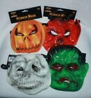 Halloween horror mask parties costume pumpkin devil skeleton kids party etc L590