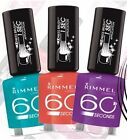 Rimmel 60 Seconds Nail Polish 8ml
